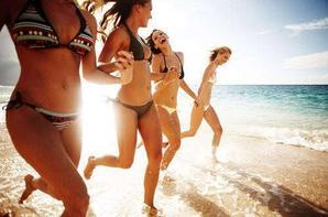 Des vacances avec des amies en or !!
