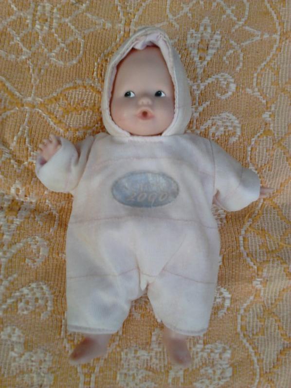 bebe +grande  poupee corolle eveil