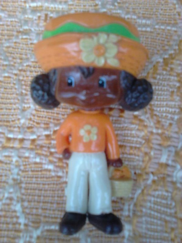 figurines bettyboop et une charlotte