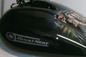 deco sur yamaha royal stars