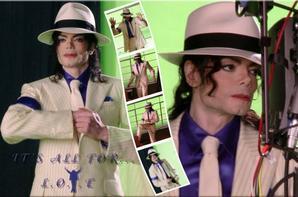 petit cadeaux pour vous les fans de Michael