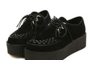Les chaussures plateformes