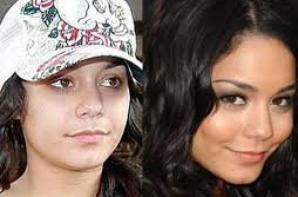 Les stars ne sont pas si belles que sa sans maquillages !!!