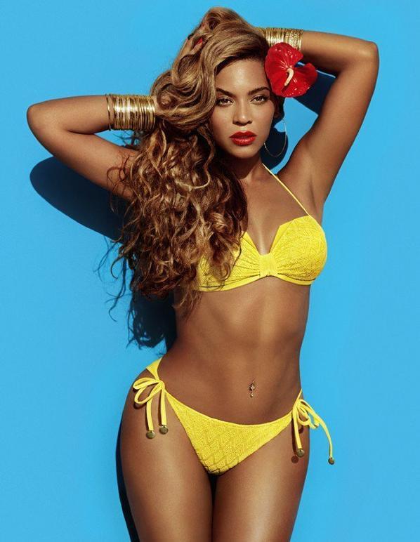 Beyonce plus belle femme du monde !!!!