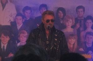 JOHNNY EN CONCERT DU 9 JUIN 2018
