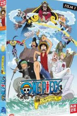 Film One Piece 1 à 8 !!
