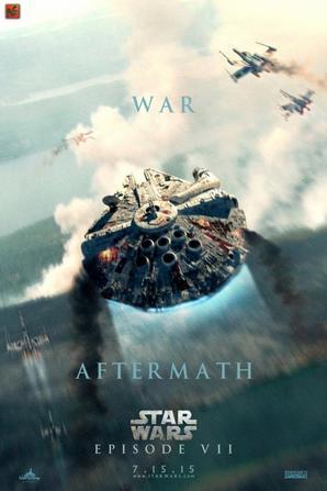 Star Wars 7 : Des affiches à couper le souffle !