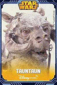 Star Wars : Nouvelle carte a collectionner !