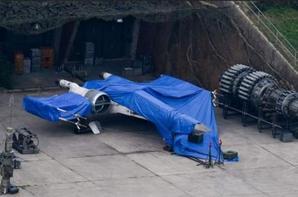 Star Wars 7 : Encore des photos de tournage !