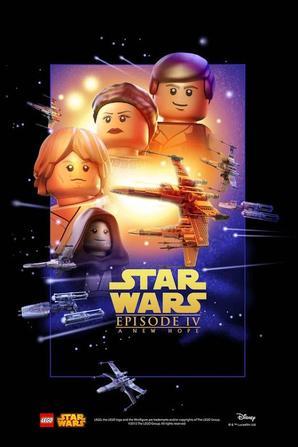 Lego Star Wars : des posters offerts sur le shop@Home en mai