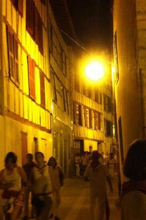 Rue de Bayonne et lieu mythique...