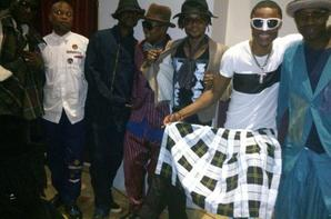 "Modogo ""Gian franco ferre Carrerra Mfumu Mputu"" FESTIVAL DE CANNES A CHAMBERY SOIREE"