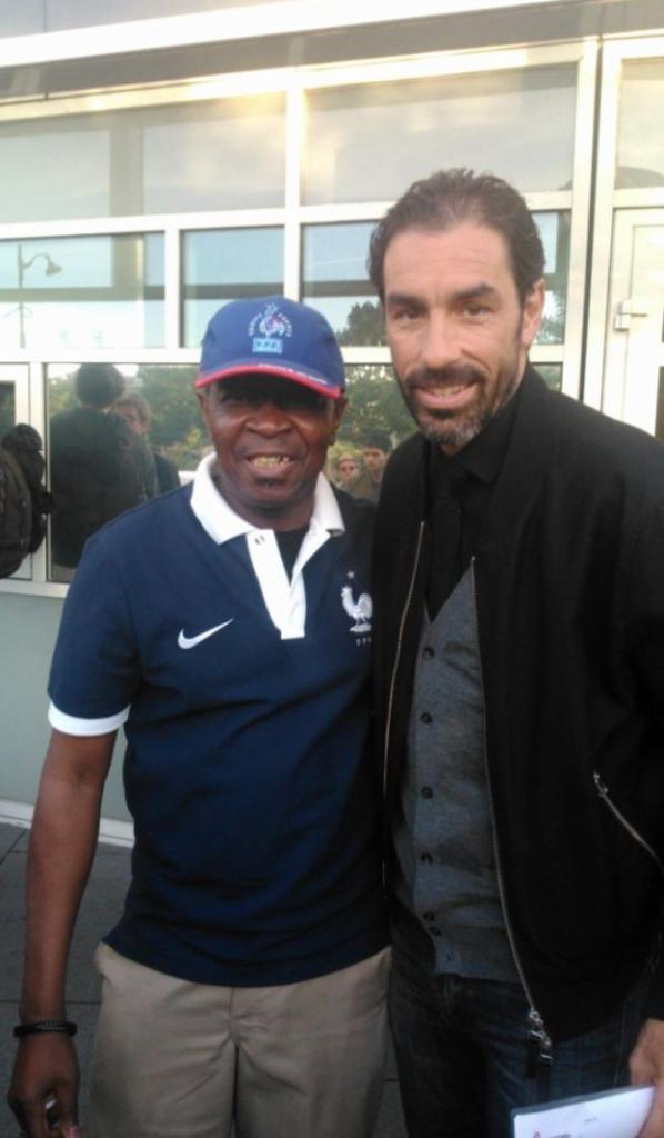 MODOGO GIAN FRANCO FERRE AVEC JULIEN CLERC ROBERT PIRES ET LUDOVIC GIULY BEIN SPORT SPECIAL EQUIPE DE FRANCE EURO 2016