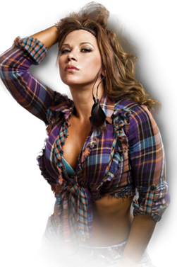 mickie james & magnus