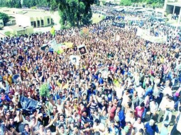 bonne fête de 20 avril pour tous les kabyle