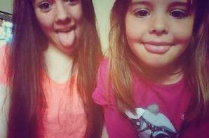 litlle sister (y) ! <3
