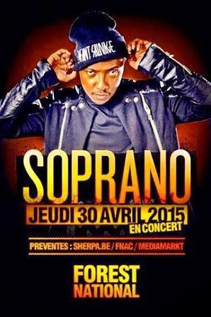#Soprano #Cosmotour #Cosmopolitanie