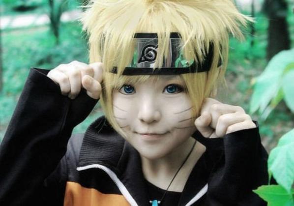 Cosplay Naruto <3