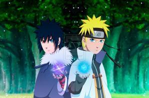 Naruto & Black Naruto