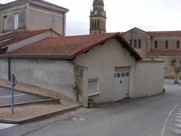 SDIS 38 :  Caserne des Côtes d'arey