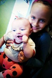 Ma fille et sa marraine <3 <3