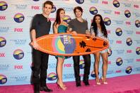 Recompenses reçus aux Teen Choice awards                                                                22juillet 2012