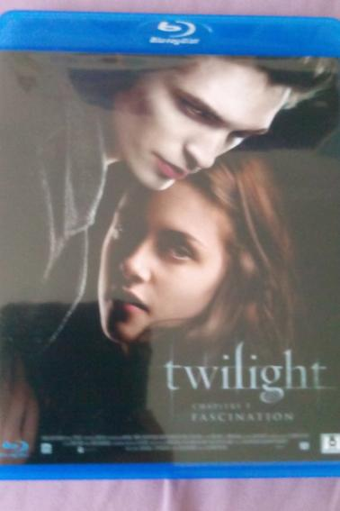 Twilight ( chapitre 1) Fascination