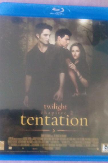 Twilight ( chapitre 2 ) Tentation