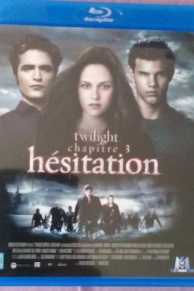 Twilight ( chapitre 3 ) Hésitation