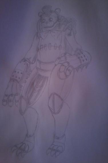 FNAF - Drawkill Freddy