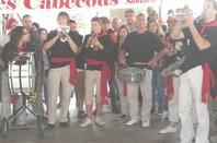 14-15 juillet 2012 festival de Bandas à Martel