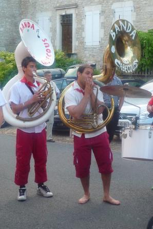 14/07/12 Festival de Bandas à Martel