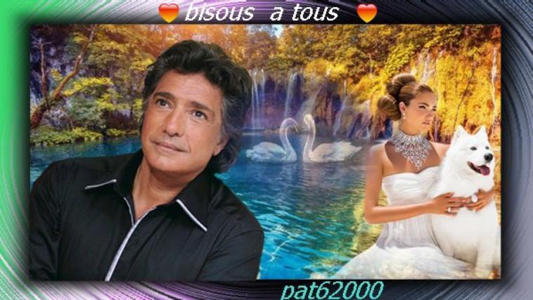 **** frédéric françois ***  un de mes chanteurs  ***** préféré ***