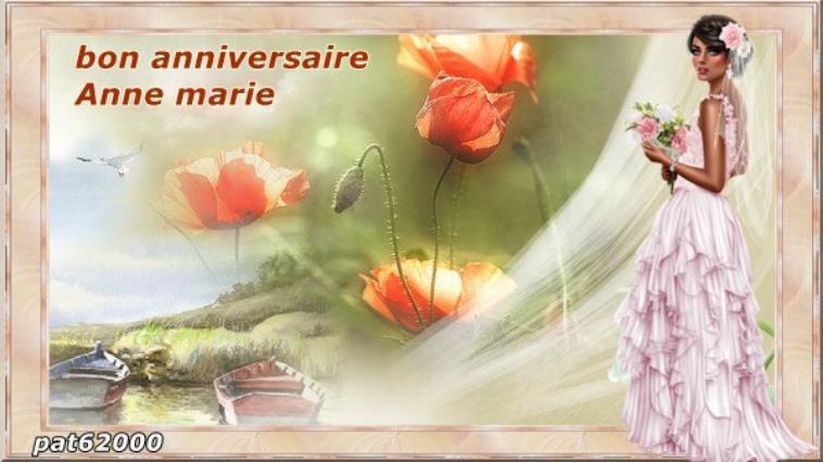 ***pour mon amie Anne marie *****