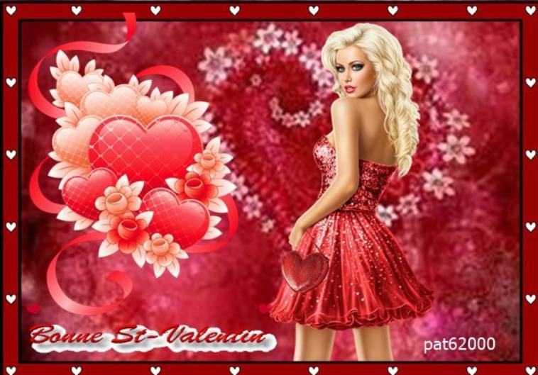 *******          saint  valentin *******