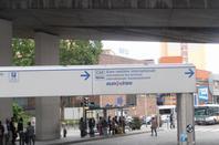 La signalétique dans le métro 2.