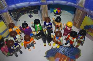 Maquette plateau Le Juste prix playmobil.