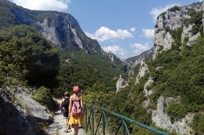 Deux semaines en Grèce juillet 2017