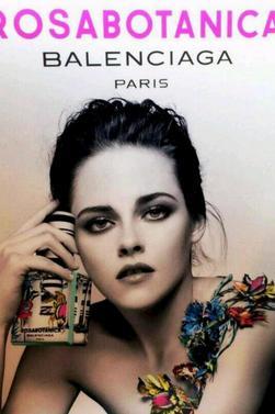 Kristen Stewart : Une nouvelle photo glamour pour Rosabotanica