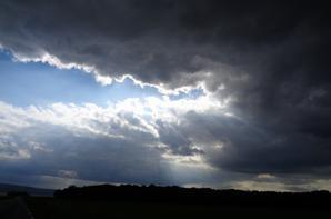 ♫ Oh le ciel, regarde le ciel...♫ {Photos personnelles}