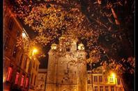 Vieux port de La Rochelle et Grosse horloge (LR toujours)