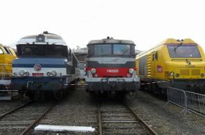 Locomotives {Photos personnelles}