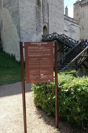13 AOUT 2017 - CHATEAU DE LOCHES