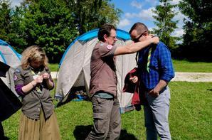 Week-end Provins. Tout d'abord toute notre gratitude à Brice, l'organisateur de ce séjour en terre Provinoise.