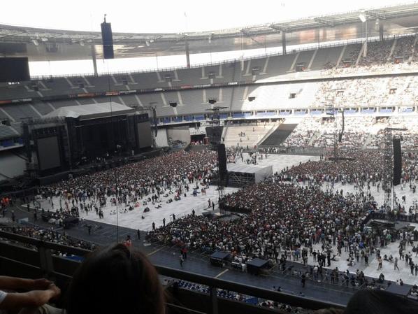Concert D'EMINEM <3 !