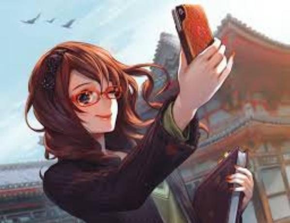 Manga téléphone