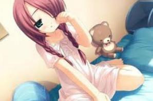 Manga au lit