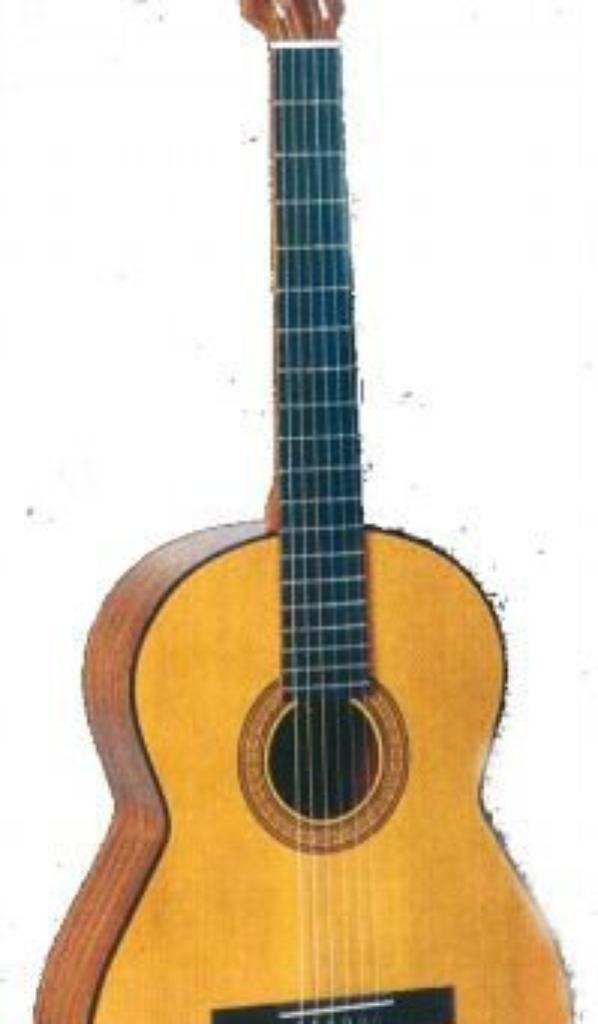 la guitara olè des los gitanos