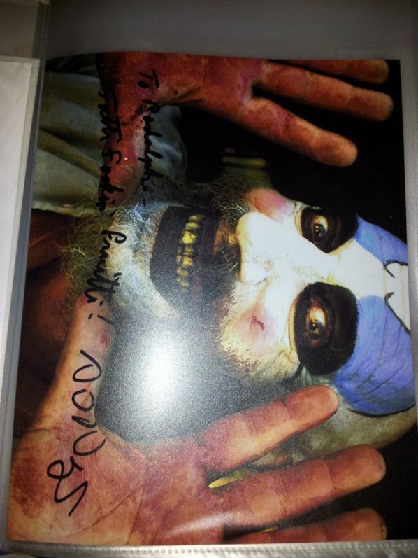 Sid Haig (The Devil's Rejects, La Maison des mille morts, Bone Tomahawk)