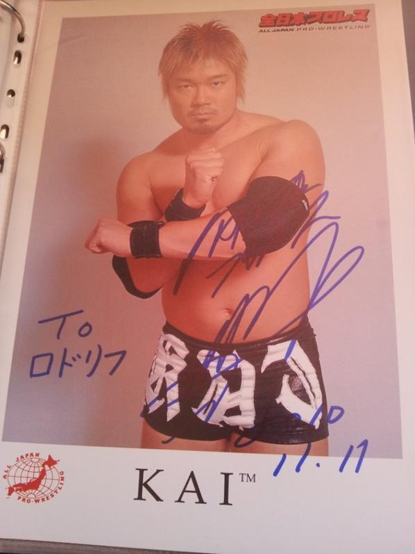 Kai (Wrestler)